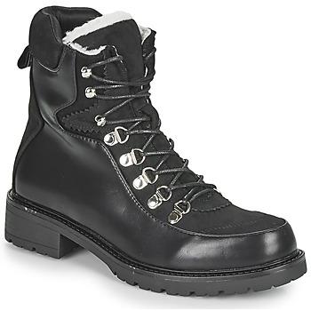 Pantofi Femei Ghete Les Petites Bombes ALANNA Negru