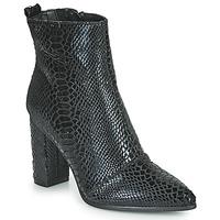 Pantofi Femei Botine Les Petites Bombes YGRITTE Negru