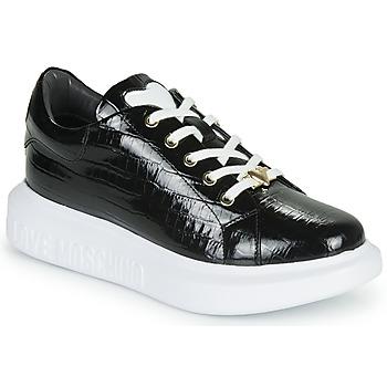 Pantofi Femei Pantofi sport Casual Love Moschino JA15494G0B Negru
