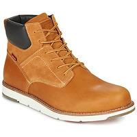 Pantofi Bărbați Ghete Levi's JAX PLUS Maro