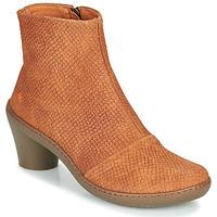 Pantofi Femei Botine Art ALFAMA Maro