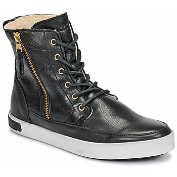 Pantofi Femei Pantofi sport stil gheata Blackstone  Negru