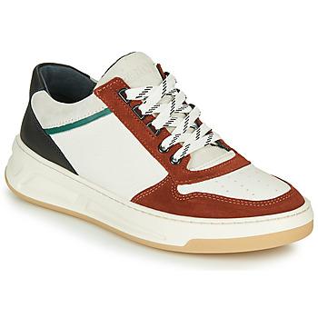 Pantofi Femei Pantofi sport Casual Bronx OLD COSMO Alb