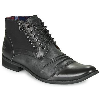 Pantofi Bărbați Ghete Kdopa TOM Negru