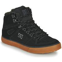 Pantofi Bărbați Pantofi sport stil gheata DC Shoes PURE HT WC WNT M Negru