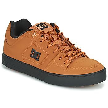 Pantofi Bărbați Pantofi sport Casual DC Shoes PURE WNT Maro