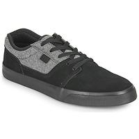 Pantofi Bărbați Pantofi sport Casual DC Shoes TONIK SE Negru / Gri