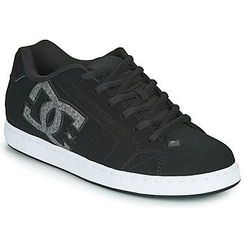 Pantofi Bărbați Pantofi sport Casual DC Shoes NET Negru / Gri