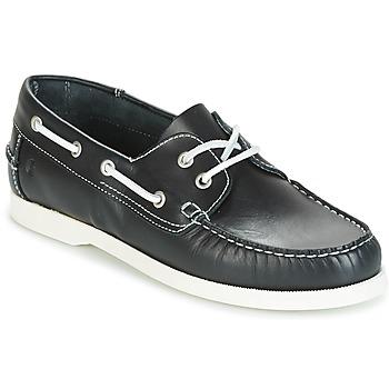 Pantofi Bărbați Pantofi barcă Casual Attitude REVORO Bleumarin