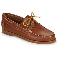 Pantofi Bărbați Pantofi barcă Casual Attitude REVORO Maro