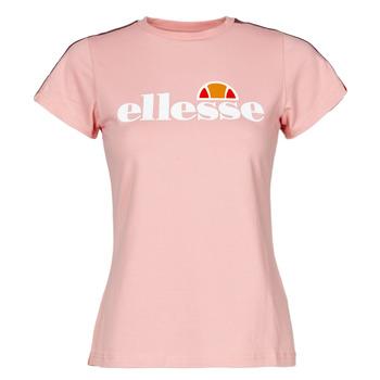 Îmbracaminte Femei Tricouri mânecă scurtă Ellesse MALIS Roz
