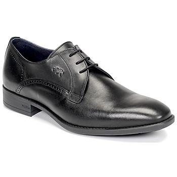 Pantofi Bărbați Pantofi Derby Fluchos LUKE Negru