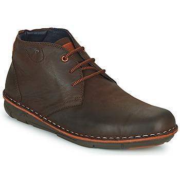 Pantofi Bărbați Ghete Fluchos ALFA Maro