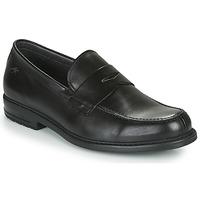 Pantofi Bărbați Mocasini Fluchos SIMON Negru