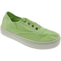 Pantofi Femei Tenis Natural World NAW6112E641bu verde