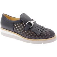 Pantofi Femei Mocasini Donna Soft DOSODS0760Gbl blu