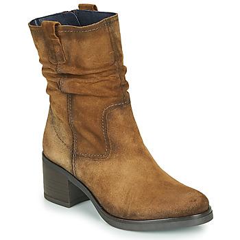 Pantofi Femei Botine Dorking ROX Maro