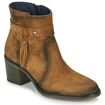 Pantofi Femei Botine Dorking AMBRA Maro
