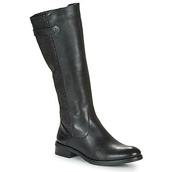 Pantofi Femei Cizme casual Dorking TIERRA Negru