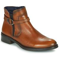 Pantofi Femei Ghete Dorking TIERRA Maro