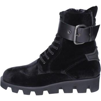 Pantofi Femei Botine Roberto Botticelli Botine BM116 Negru