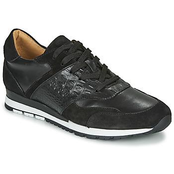 Pantofi Bărbați Pantofi sport Casual Brett & Sons SUZI Negru