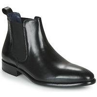 Pantofi Bărbați Ghete Brett & Sons SUZONU Negru