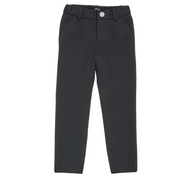Îmbracaminte Băieți Pantalon 5 buzunare Ikks XR23023 Negru