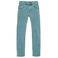 Îmbracaminte Băieți Jeans slim Ikks XR29013 Verde
