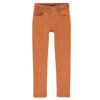 Îmbracaminte Băieți Jeans slim Ikks XR29013 Maro