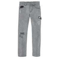 Îmbracaminte Băieți Jeans slim Ikks XR29123 Gri
