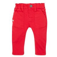 Îmbracaminte Băieți Jeans slim Ikks XR29061 Roșu
