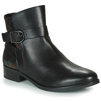 Pantofi Femei Ghete Caprice 25331-045 Negru
