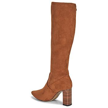 Pantofi Femei Cizme casual Caprice 25501-364 Coniac