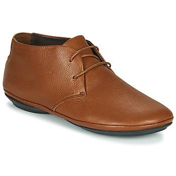 Pantofi Femei Pantofi Derby Camper RIGHT NINA Camel