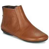 Pantofi Femei Ghete Camper RIGHT NINA Maro