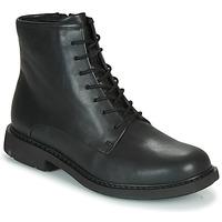 Pantofi Femei Ghete Camper MILX Negru