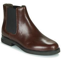 Pantofi Femei Ghete Camper IMN0 Maro