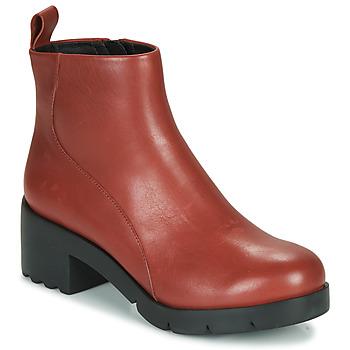 Pantofi Femei Botine Camper WND0 Bordo