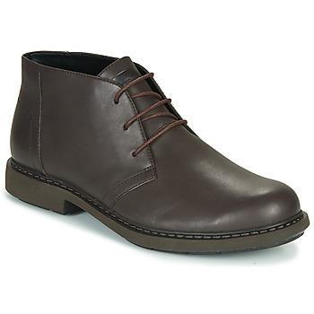 Pantofi Bărbați Ghete Camper MILX Maro