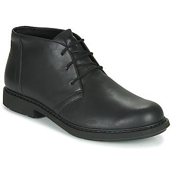 Pantofi Bărbați Ghete Camper MILX Negru
