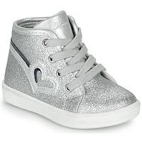 Pantofi Fete Pantofi sport stil gheata Chicco FLAMINIA Gri