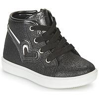 Pantofi Fete Pantofi sport stil gheata Chicco FLAMINIA Negru