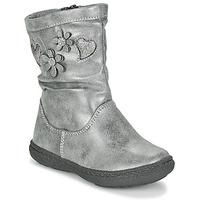 Pantofi Fete Cizme casual Chicco COLETTA Gri