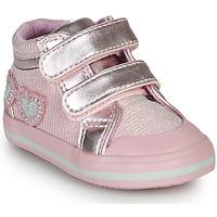 Pantofi Fete Pantofi sport stil gheata Chicco GEORGIAN Roz