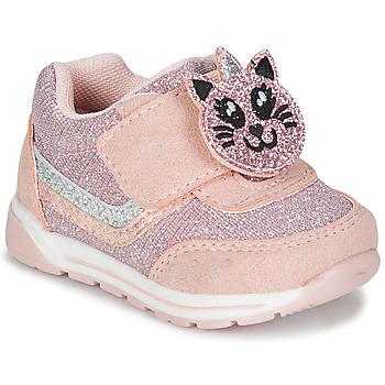 Pantofi Fete Pantofi sport Casual Chicco GAMMA Roz
