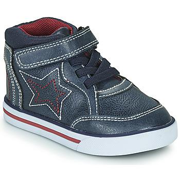 Pantofi Băieți Pantofi sport stil gheata Chicco FLORINDO Albastru