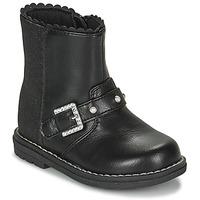 Pantofi Fete Cizme casual Chicco CANCAN Negru