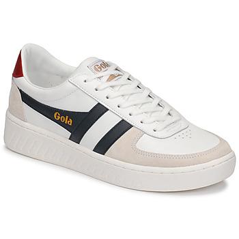 Pantofi Bărbați Pantofi sport Casual Gola GRANDSLAM CLASSIC Alb / Albastru