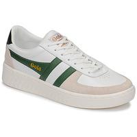 Pantofi Bărbați Pantofi sport Casual Gola GRANDSLAM CLASSIC Alb / Verde